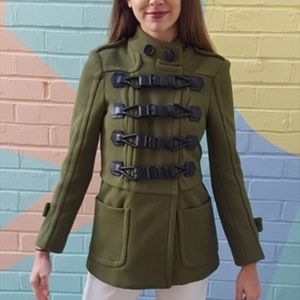 Vintage Burberry Jacket (Military)